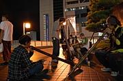 滋賀県で民族楽器セッション
