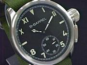 ビーバレル(B-Barrel) 腕時計