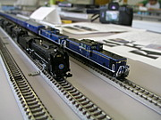 北海道の鉄道模型達