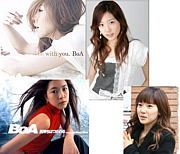 BoAと少女時代のテヨンは似てる
