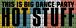 HotStuff -Big Dance Party-