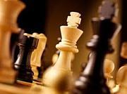 大阪でチェスをプレイしている人の会