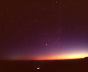 明けの明星・宵の明星が好き