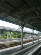 JR奈良線・桃山駅