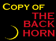 THE BACK HORNのコピーバンド