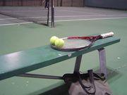 UCLA Tenniser