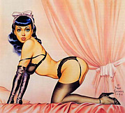 Bettie Page★Sexy 4Eva!!!