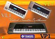 YAMAHA VL1 & VL7 with VP1