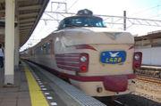 MT54/55系モーター装備のJNR電車