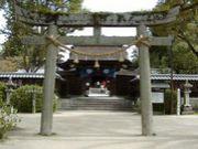 川守田神社 社務所