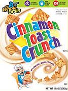 Cinnamon Toast Crunch !!!