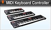 Roland/Edirol MIDIキーボード