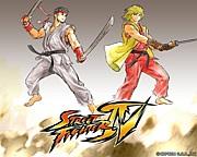 STREET FIGHTER IV Windows版