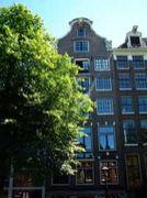 アムステルダム旧市街の町並み