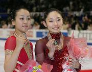 フィギュアスケートを観戦したい