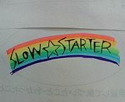 SLOW☆STARTER