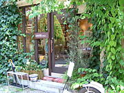 神戸北野 画廊喫茶GiGi