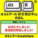 Alt-R ���̳���� fake