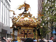 江戸っ子の心意気、神田祭。