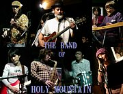THE BAND OF HOLY MOUNTAIN