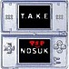 TAKE NDS&PSP�桼�����β�