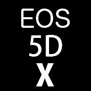 EOS 5D X