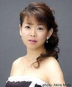 ソプラノ歌手☆天羽明惠☆