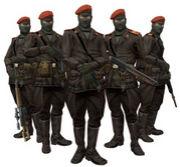 スペツナズの山猫部隊
