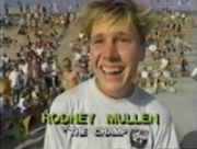 Classic RODNEY MULLEN