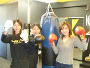 女の子同士で格闘技トーク&観戦