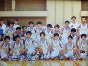 ☆昭和高校バスケ部集合です☆
