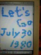 1980年7月30日