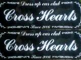 CLUB CROSS HEARTS