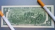 US2ドル札