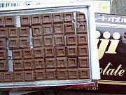 チョコを食べすぎると辛い!!!