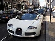 街で見かけたスーパーカー