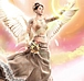神聖なる女神の光
