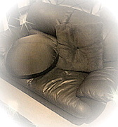 ソファーでまったりが好き