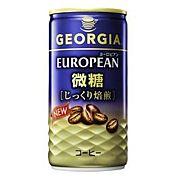ジョージア ヨーロピアン 微糖