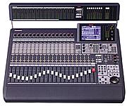 Panasonic RAMSA DA7 no Mackie