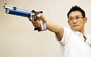 松田知幸 射撃ロンドン五輪代表