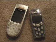 携帯 in アメリカ