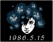 1986年5月15日生まれ☆