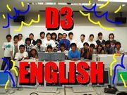 ENGLISH D3