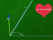 サッカー好きマダム♪