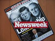 Newsweek英語版を読む
