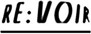 Re:Voir 実験映像配給