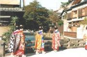 京都つながり・・・