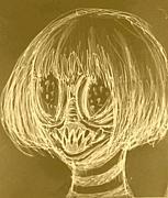 【ヘド・ゲイン】の絵が好きだ。