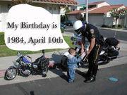 1984年4月10日生まれ